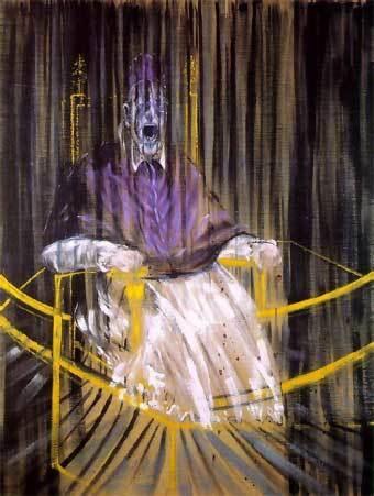 El papa Inocencio X de Velázquez