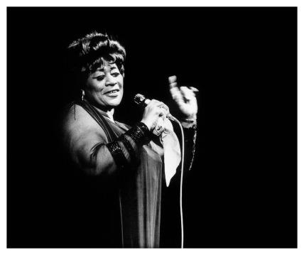 La madurez de la reina del jazz