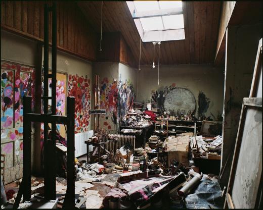 Francis_Bacon_Guggenheim_Bilbao_2