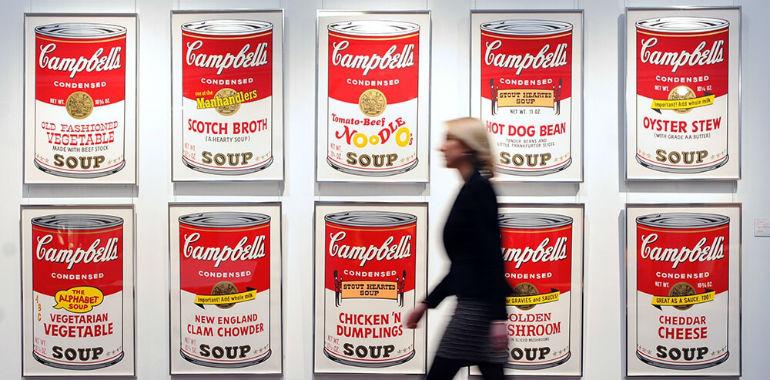 Warhol-art