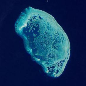 Arrecife Alacranes, Golfo de México