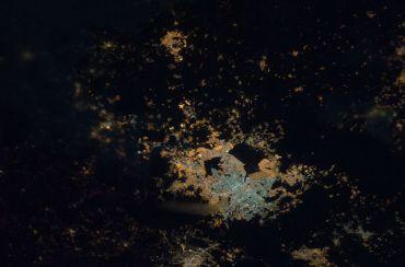 CDMX de noche