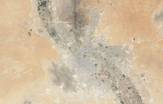 Ciudad Juárez y El Paso
