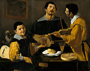 Los tres músicos