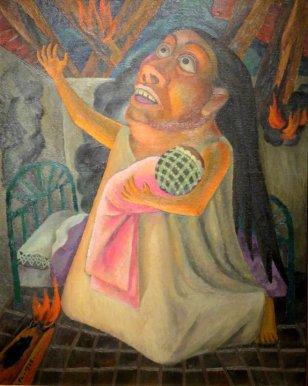 Terrible siniestro, de Gabriel Fernández Ledesma;