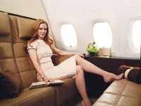 MANDATORY CREDIT: Etihad Airways/Rex Features. Strictly only for use in story about Etihad Airways. Editorial Use Only. No stock, books, advertising or merchandising without photographer's permission Mandatory Credit: Photo by Etihad Airways/REX (4536154h) Nicole Kidman Nicole Kidman for Eithad Airways - Mar 2015 FULL COPY: http://www.rexfeatures.com/nanolink/q4em Actress Nicole Kidman is the face of Etihad Airways new 'Flying Reimagined' brand campaign. Etihad Airways this weekend launched its new global brand campaign with the worldwide premiere of a new television commercial - https://youtu.be/sXlmF3eI9R0 Nicole Kidman is both star and narrator of the feature, which will be shown on global TV stations and social media in both 60 and 30 second formats, with still versions of the campaign appearing in print, digital and on outdoor channels.