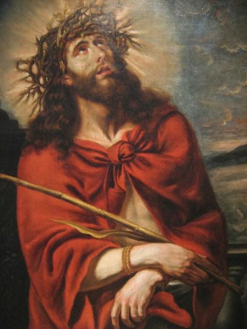 Ecce Homo de Mateo Cerezo