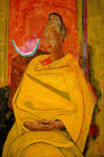 Retrato de Olga
