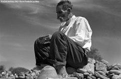 El quijote mexicano, 1943 © Acervo Fundación Leo Matiz