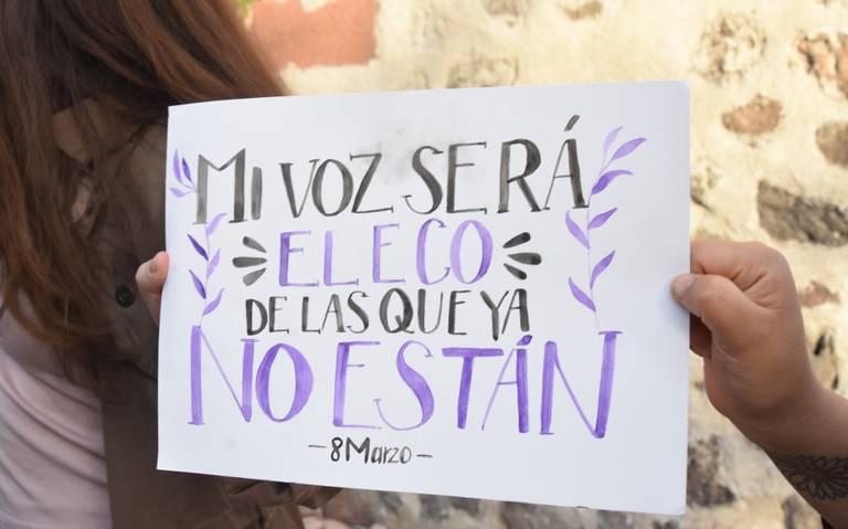 Marcha feminista Querétaro